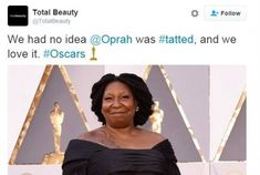 This just in: Whoopi