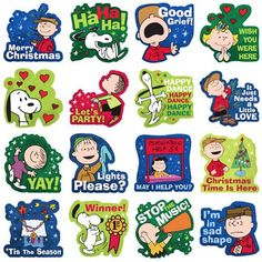 New Snoopy stickers on Facebook! Share them with all your friends!