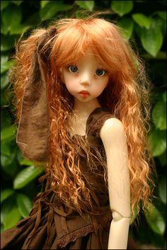 JpopDolls.net ™::Dolls::Linda Macario Dolls::Rose Natural Version by Linda Macario (In Stock)