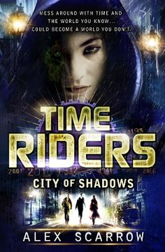 TimeRiders book 6