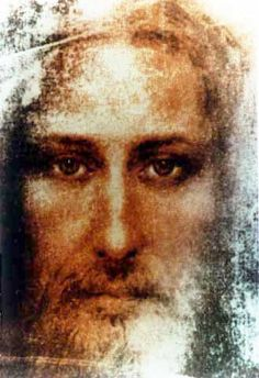 Face of Jesus based on the Shroud of Turin. So how is possible real Jesus Christ is face?But i can't see what is his face a real Jesus and my mind is keep a faith someday meet to real Jesus Christ a face. Please keep a faith. Art Beauté, Miracle Prayer, Jesus Christus, Jesus Face, A Course In Miracles, Jesus Pictures, Jesus Is Lord, Christian Art, Religious Art