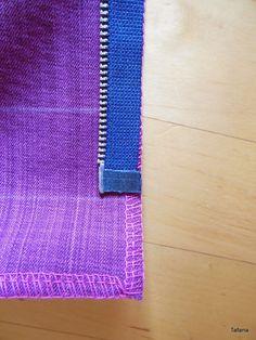 Tafana: Šití zipu s podkrytem do bundy bez podsádky Sewing Clothes, Tie Clip, Zip