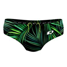 Everglades Classic Brief. The largest subtropical wilderness in the united states. The everglades are home to manatees, the American crocodile, and the Florida panther. #qswimwear #swimsuit