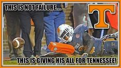 Giving His All for Tennessee!!! GBO!!!