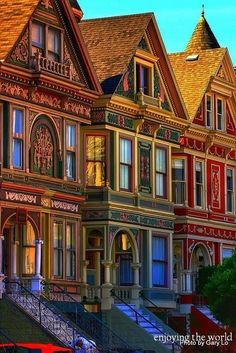Learn how to lose fat fast! adamthegirl:san francisco victorian houses adamthegirl: san francisco victorian houses April 04 2019 at Victorian Homes Exterior, Victorian Architecture, Architecture Old, Amazing Architecture, San Francisco Victorian Houses, San Francisco Houses, Beautiful Buildings, Beautiful Homes, Beautiful Places