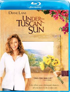 Who hasn't dreamed at least once of running off to a foreign country and starting a new life? That's exactly what Frances (Diane Lane) does in UNDER THE TUSCAN SUN, directed by Audrey Wells (GUINEVERE