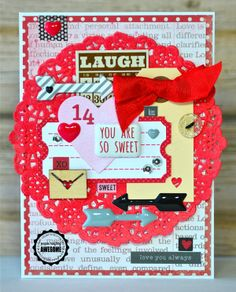 Card Share: You Are So Sweet (Paper Issues Swag Bag)