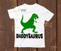 Dinosaur Svg Silhouette Cutting File Brother Dxf Babysaurus Svg Svg Baby SVG Birthday Svg Cricut cut file