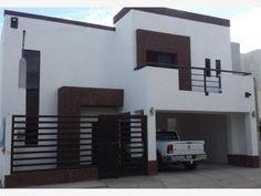 Pin de lupita deras en fachadas de casas en 2019 for Fachadas de casas modernas en hermosillo