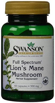 Swanson Full Spectrum Lions Mane Mushroom 500 mg 60 Caps Review https://probioticsforweightloss.co/swanson-full-spectrum-lions-mane-mushroom-500-mg-60-caps-review/