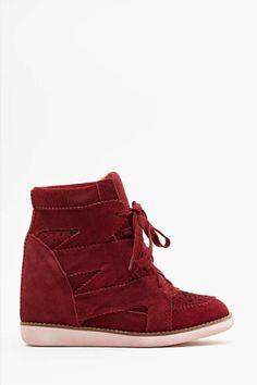 7df3b322065 Venice Wedge Sneaker Wedge Tennis Shoes