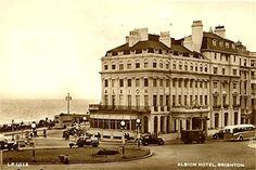 Brighton, Royal Albion 1950s