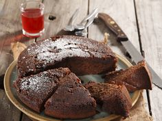 Heavenly Chocolate Cake Serves 6 Preparation: 15 min Cooking: 40 min   125 g butter 125 ml (½ c) castor sugar 2 eggs 125...