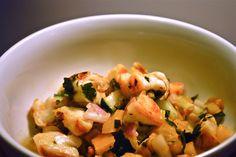 Grilled Shrimp Salad  #forkit #food #delicious #original #shrimp #healthy