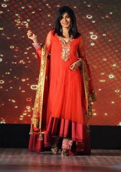Manish Malhotra Kashmir Heritage Collection 2012-9