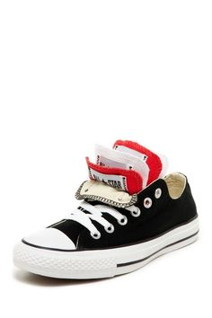 6463f729f177 Chuck Taylor All Star Women s Multi Tongue Ox Sneaker on HauteLook Casual  Chic Style