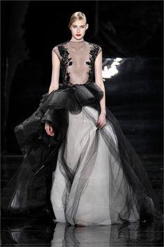 Reem Acra Fall/Winter 2013 - New York Fashion Week