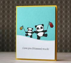 Mama Elephant-Pandamonium by L. Bassen, via Flickr