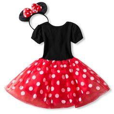 7b6a7de790d7a Fantaisie 1 an fête d anniversaire robe pour pâques Cosplay Minnie souris  habiller enfant Costume bébé filles vêtements pour enfants 2 6 T porter