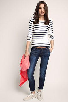 edc : Jean stretch de style chino à acheter sur la Boutique en ligne