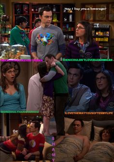 Sheldon and Amy Sheldon Amy, The Big Theory, Amy Farrah Fowler, Mayim Bialik, Jim Parsons, Bigbang, Tv Shows, Tv Series