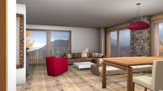 Bojoliliving.com CHALET ARIANE - SAAS FEE - Switserland Top innovative and renovated project