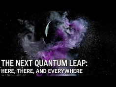 An hour long video, but amusing if you can catch some of it: The Strange, Funky Quantum World - World Science Festival - June 1-5, 2016 - New York City