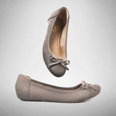 #ballerinas #texturas #flats #PriceShoes #LaModaMasDeseada #México   De venta en →http://tiendaenlinea.priceshoes.com/