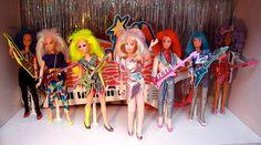 jem doll | Jem Dolls. Truly Outrageous.