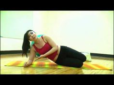 Pilates for Love Handles