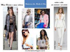 Confira no blog Universo da Moda & Cia., looks estilosos com a tendência dos maxi acessórios, para você se inspirar e ficar fashion no frio e no calor.