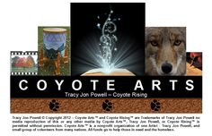 Coyote Arts Poster