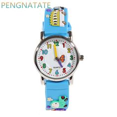 2019 Latest Design 100pcs 3d Football Cartoon Children Watch For Girls Rubber Kids Watches Boys Cheap Blue Silicone Quartz Wrist Watch Dhl Free Watches