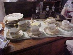 Limoge at Jo Wray's Antiques, 3355 Hwy 82 East, Kilmichael, MS Open Sat. 10:00 - 5:00