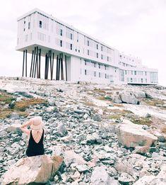 Newfoundland Part III: Fogo Island — Mallory Jemima Stanton Fogo Island Newfoundland, Newfoundland Canada, Newfoundland And Labrador, Fogo Island Inn, Beach Bonfire, Island Tour, End Of The World, Weekend Getaways, East Coast