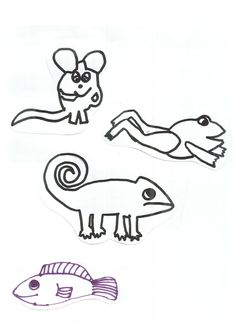 Leo lionni characters coloring pages