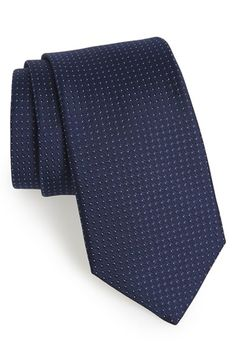 Michael Kors Woven Silk Tie available at #Nordstrom