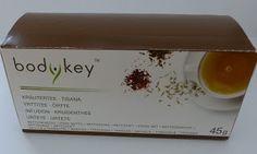 bodykey™ Kräutertee: dieser köstliche Tee unterstützt die Wasseraufnahme, die insbesondere bei der Gewichtskontrolle eine wichtige Rolle spielt. Bestellnummer: 116670 -->  http://www.amway.de/user/sandraneu