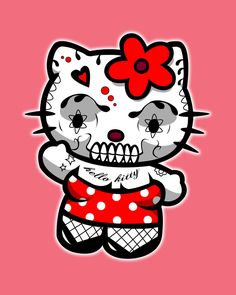 dangerous Hello Kitty!