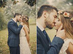 Cumbres Borrascosas Boho, Bridal, Couple Photos, Couples, Woods, Bohemia, Gardens, Couple Shots, Bohemian