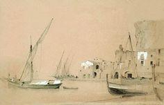 Сорренто. Морской вид - 1842 год