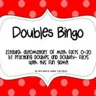 In this bingo game students practice doubles math facts to 20.  There are also doubles +1 and doubles -1 calling cards in order to practice this ad...