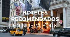 Hoteles en Nueva York céntricos