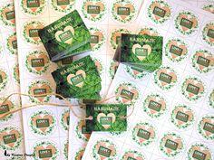 Бирочки, наклейки декоративные для изделий ручной работы, упаковки подарков под заказ с Вашими данными. Нанесение любого текста, рисунка по Вашему желанию! Разработка дизайна бесплатно!