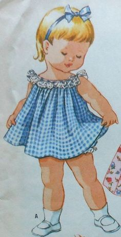 vintage children's sewing patterns - Google Search