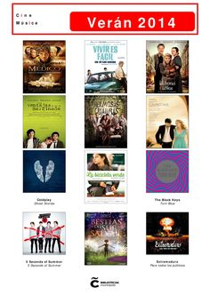 Cine e música xa dispoñible na Biblioteca Os Rosales.