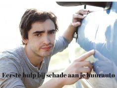 Eerste hulp bij schade aan je huurauto. Lees er meer over op het blog van Sunny Cars.