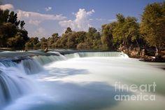 Manavgat Waterfall, Antalya