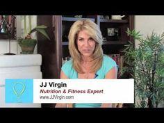 Smart Tips - Emergency Foods by JJ Virgin - YouTube