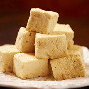 Christmas pudding marshmallows | Christmas food gift ideas